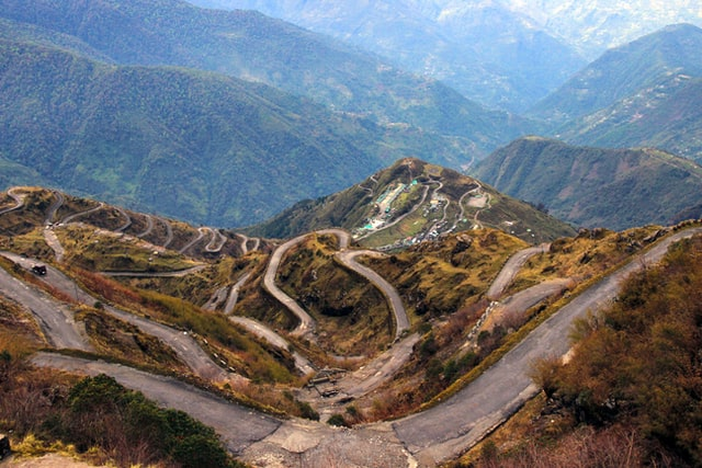 How to reach Sikkim